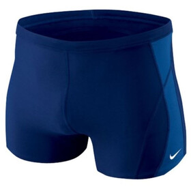 Nike Swim Poly Core Solid Bañador pierna recta Hombre, midnight navy